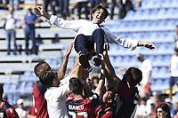 Db Cagliari 28/05/2017 - campionato di calcio serie A / Cagliari-Milan / foto Daniele Buffa/Image Sport<br /> nella foto: Massimo Rastelli