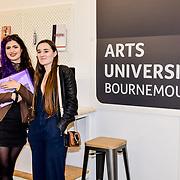 Fashionista attend International Fashion Award Show - Fashion Show showcases at Graduate Fashion Week 2019 - Final Day, on 5 June 2019, Old Truman Brewery, London, UK.