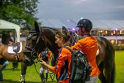 Jochems Kevin, NED, Turbo Z<br /> CHIO Aachen 2021<br /> © Hippo Foto - Sharon Vandeput<br /> 16/09/21