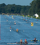 Amsterdam. NETHERLANDS. 2014 FISA  World Rowing. Championships.  De Bosbaan Rowing Course . 09:25:50  Thursday  21/08/2014  [Mandatory Credit; Peter Spurrier/Intersport-images]