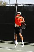 2007 Miami Hurricanes Men's Tennis vs Virginia, April 6, 2007.