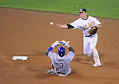 20090901 - Kansas City Royals vs Oakland Athletics