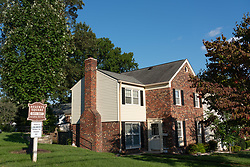 September 29, 2018 - Rockville, Maryland, U.S. - FBI agents charged with investigating the sexual assault charges against Supreme Court nominee Brett Kavanaugh are expected to want to examine and photograph the exterior and interior of this Rockville home. Kavanaugh has strongly and unequivocally denied allegations by Christine Blasey Ford that he attempted to rape her at a teens' drinking party one summer when they were both in area private schools in the early 1980s. But an entry from the calendar kept by Kavanaugh as a 17-year-old teen says 'Go to Timmy's for skis with Judge, Tom, P.J., Bernie and Squi' on July 1, 1982. (Credit Image: © Jay Mallin/ZUMA Wire)
