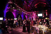 DINOSAUR; Festival of Trees Gala Dinner. In aid of Save The Children.<br />