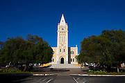 Araxa_MG, Brasil.<br /> <br /> Igreja Matriz de Sao Sebastiao em Araxa, Minas Gerais.<br /> <br /> Sao Sebastiao church in Araxa, Minas Gerais.<br /> <br /> Foto: RODRIGO LIMA / NITRO.
