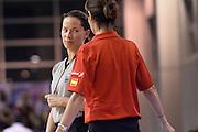 DESCRIZIONE : Udine U20 Campionato Europeo Femminile Finale 1-2 posto Spagna Francia European Championship Women Final 1-2 Place Spain France<br /> GIOCATORE : Referee Arbitro<br /> CATEGORIA : Referee Arbitro<br /> SQUADRA : Arbitro Referee<br /> EVENTO : Udine U20 Campionato Europeo Femminile Finale 1-2 posto Spagna Francia European Championship Women Final 1-2 Place Spain France<br /> GARA : Spagna Francia Spain France<br /> DATA : 13/07/2014<br /> SPORT : Pallacanestro <br /> AUTORE : Agenzia Ciamillo-Castoria/Max.Ceretti<br /> Galleria : Europeo Under 20 Femminile <br /> Fotonotizia : Udine U20 Campionato Europeo Femminile Finale 1-2 posto Spagna Francia European Championship Women Final 1-2 Place Spain France<br /> Predefinita :