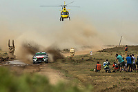 Motor<br /> Rally WRC 2015<br /> 14.06.2015<br /> Foto: Panoramic/Digitalsport<br /> NORWAY ONLY<br /> <br /> Mads Østberg (NOR) / Jonas Andersson (SWE) - Citroen DS3 WRC Motorsport Rallye WM AUTOMOBILE : Rallye de Sardaigne - WRC