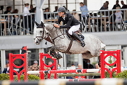 Van Hamme Gilles, BEL, Dollars for Ever 111 Z<br /> BK Young Horses 2020<br /> © Hippo Foto - Sharon Vandeput<br /> 6/09/20