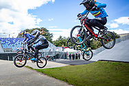2021 UCI BMXSX World Cup<br /> Round 3 and 4 at Bogota (Colombia)<br /> ^we#121 VERHAGEN, Ashley (USA, WE) Radio