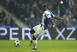 December 6, 2017 - Na - Porto, 06/12/2017 - Football Club of Porto received, this evening, AS Monaco FC in the match of the 6th Match of Group G, Champions League 2017/18, in Estádio do Dragão. Aboubakar scores goal  (Credit Image: © Atlantico Press via ZUMA Wire)