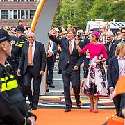 NLD/Flevoland/20170629 - Streekbezoek Flevoland Willem-Alexander en Maxima,