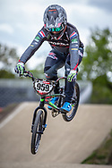 #959 (SCHOTMAN Mitchel) NED during practice at Round 3 of the 2019 UCI BMX Supercross World Cup in Papendal, The Netherlands