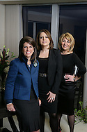 17th February 2009. Los Angeles, California. Women Leaders in the Law, (L-R) Stacy D.Phillips, Azita Avedissian and Grace A. Jamra of law firm: Phillips, Lerner, Lauzon & Jamra. PHOTO © JOHN CHAPPLE / REBEL IMAGES..(001) 310 570 9100   john@chapple.biz   www.chapple.biz