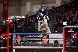 Snel Zoi, (NED), Quality Time<br /> Grote Prijs Springen<br /> KWPN Hengstenkeuring - 's Hertogenbosch 2016<br /> © Hippo Foto - Dirk Caremans<br /> 04/02/16