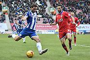 Wigan Athletic v Oldham Athletic 130216