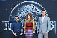 052218 'Jurassic World: Fallen Kingdom' Photocall
