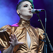 THE LOUNGE KITTENS perform live at Kew The Music Festival 2018 on 12th July 2018, London, UK.