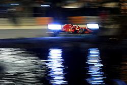 April 7, 2018 - Sakhir, Bahrain - Motorsports: FIA Formula One World Championship 2018, Grand Prix of Bahrain, , #5 Sebastian Vettel (GER, Scuderia Ferrari) , #5 Sebastian Vettel (GER, Scuderia Ferrari) (Credit Image: © Hoch Zwei via ZUMA Wire)