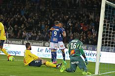 Strasbourg vs Le Havre 28 Apr 2017