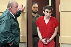 Parkland School Shooter Nikolas Cruz Hearing - Fort Lauderdale - 27 Jan 2020