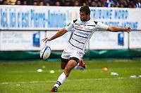 Gaetan Germain - 16.05.2015 - Castres / Brives - 25eme journee de Top 14<br />Photo : Laurent Frezouls / Icon Sport