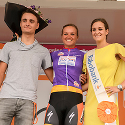 03-09-2016: Wielrennen: Ladies Tour: Tiel<br /> TIEL (NED) wielrennen: Chantal Blaak