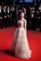 Actress Mackenzie Foy at the gala screening for the film The Little Prince – Le Petit Prince at the 68th Cannes Film Festival, Friday 22nd May 2015, Cannes, France.