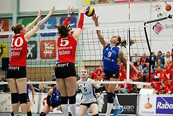 20170430 NED: Eredivisie, VC Sneek - Sliedrecht Sport: Sneek<br />Esther van Berkel (9) of Sliedrecht Sport <br />©2017-FotoHoogendoorn.nl / Pim Waslander