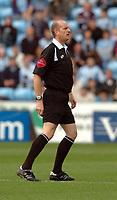 Photo: Leigh Quinnell.<br /> Coventry City v Preston North End. Coca Cola Championship. 01/04/2006. Referee M.Pike.