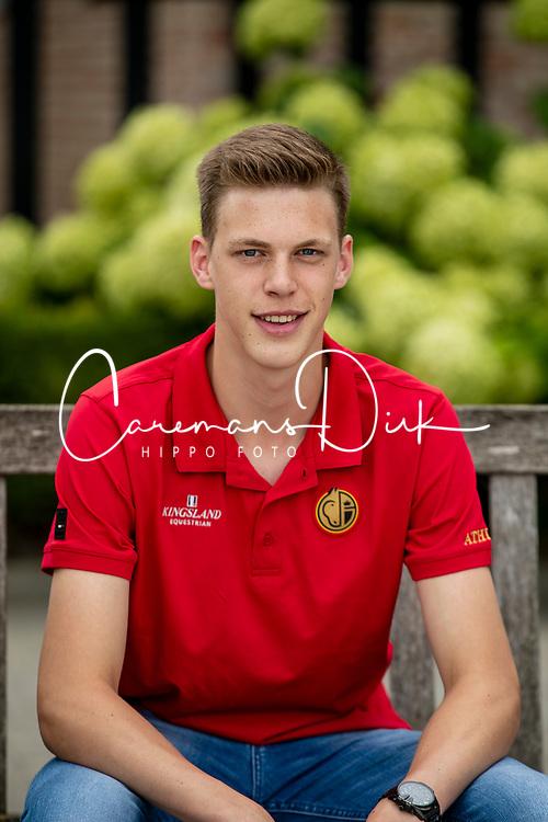 Wesemael Stijn, BEL <br /> Team Belgium Horseball Male Elite 2019<br /> © Hippo Foto - Dirk Caremans<br /> 06/08/2019