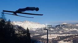 06.01.2015, Paul Ausserleitner Schanze, Bischofshofen, AUT, FIS Ski Sprung Weltcup, 63. Vierschanzentournee, Probedurchgang, im Bild Piotr Zyla (POL) // Piotr Zyla of Poland during Trial Jump of 63rd Four Hills Tournament of FIS Ski Jumping World Cup at the Paul Ausserleitner Schanze, Bischofshofen, Austria on 2015/01/06. EXPA Pictures © 2015, PhotoCredit: EXPA/ JFK