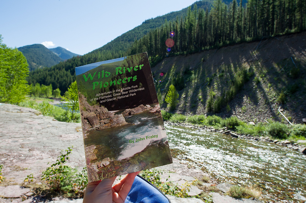 """Reading John Fraley's """"Wild River Pioneers"""""""