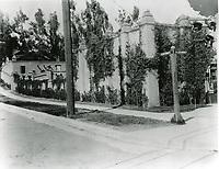 1914 Selig Studios in Edendale, CA