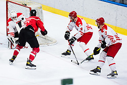 Richter Marco of Austria during match at Beat Covid 19 IIH Tournament 2021 between national teams of Poland and Austria in Hala Tivoli on 17th of May, 2021, Ljubljana, Slovenia . Photo By Grega Valancic / Sportida