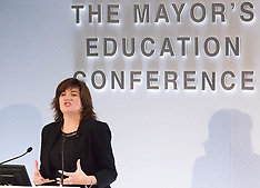2015-11-27 Boris Johnson and Nicky Morgan address Mayor's Edyucation Conference