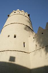Subject: Fort tower Al ain  Museum,  Al ain, Dubai, UAE, March 11, 2008. Photo by Silvia Baron / i-Images.