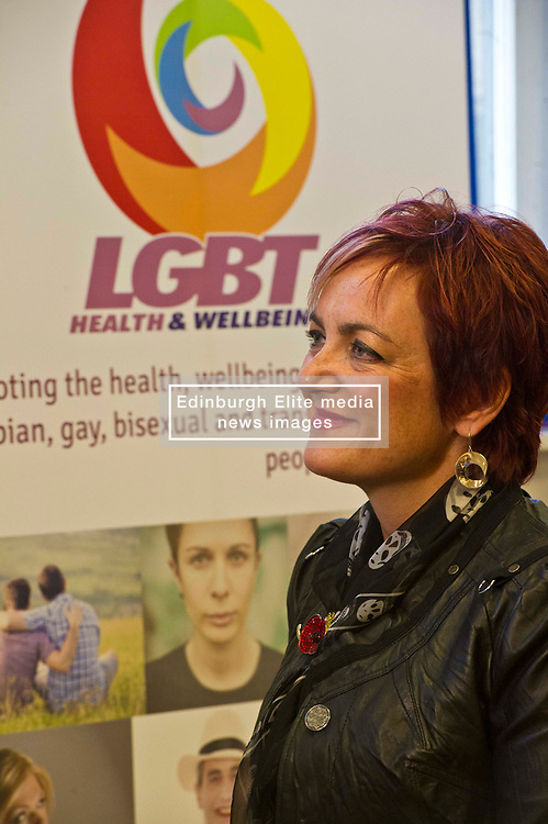 Pictured: Angela Constance<br /> <br /> Cabinet Secretary for Communities, Social Security and Equalities, Angela Constance today launched a consultation on plans to make it easier – and less intrusive – for transgender people to be legally recognised in their acquired gender.<br /> <br /> The Programme for Government set out a commitment that the Scottish Government would consult on reforming gender recognition legislation.<br /> <br /> Ms Constance visited LGBT Youth in Edinburgh and met members of their Commission on Gender Recognition, as well as representatives from Scottish Trans Alliance and the Equality Network, and heard about their experiences.<br /> <br /> Ger Harley   EEm d9 November 2017
