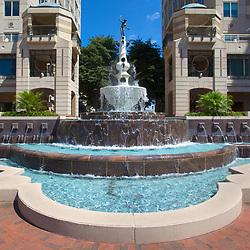 Reston Town Center Fountain