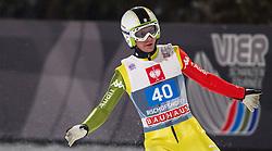 06.01.2013, Paul Ausserleitner Schanze, Bischofshofen, AUT, FIS Ski Sprung Weltcup, 61. Vierschanzentournee, Bewerb, im Bild Sebastian Colloredo (ITA) // Sebastian Colloredo of Italy during Competition of 61th Four Hills Tournament of FIS Ski Jumping World Cup at the Paul Ausserleitner Schanze, Bischofshofen, Austria on 2013/01/06. EXPA Pictures © 2012, PhotoCredit: EXPA/ Juergen Feichter