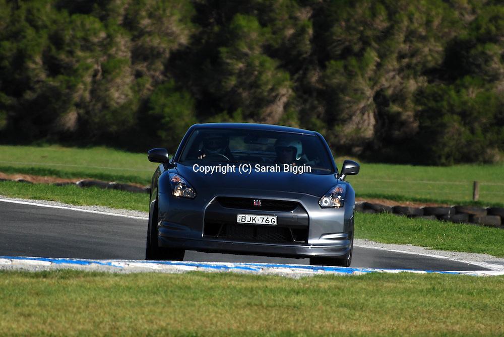 The Supercar Club.Phillip Island Track Day.Melbourne, Victoria.9 April 2009 .(C) Sarah Biggin