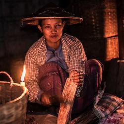 Hsipaw Morning Market, Myanmar