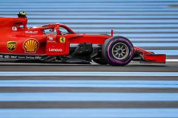 June 23, 2018 - Le Castellet, France - Motorsports: FIA Formula One World Championship 2018, Grand Prix of France, .#7 Kimi Raikkonen (FIN, Scuderia Ferrari) (Credit Image: © Hoch Zwei via ZUMA Wire)