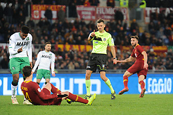 December 26, 2018 - Rome, Italy - The referee Piero Giacomelli during the Serie A match between AS Roma and US Sassuolo at Stadio Olimpico on December 26, 2018 in Rome, Italy. (Credit Image: © Federica Roselli/NurPhoto via ZUMA Press)