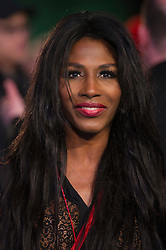 """Sinitta attends the European premiere for """"Eddie the Eagle at Odeon Leicester Square in London, 17.03.2016. EXPA Pictures © 2016, PhotoCredit: EXPA/ Photoshot/ Euan Cherry<br /> <br /> *****ATTENTION - for AUT, SLO, CRO, SRB, BIH, MAZ, SUI only*****"""