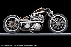 Cole Rogers Board Track Sportster