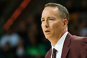 WACO, TX - DECEMBER 9: Texas A&M Aggies head coach Billy Kennedy looks on against the Baylor Bears on December 9, 2014 at the Ferrell Center in Waco, Texas.  (Photo by Cooper Neill/Getty Images) *** Local Caption *** Billy Kennedy