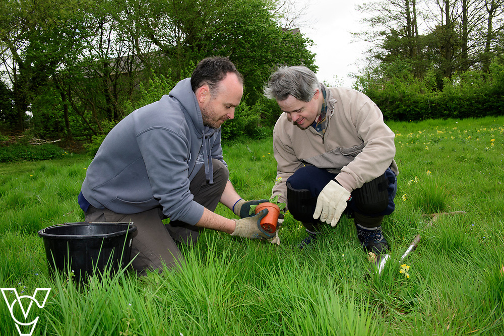 Members Magazine feature with Lincolnshire Co-operative summer Community Champions the Lincolnshire Wildlife Trust. One of the projects the Community Champions scheme will help is for the community garden where residents from Clarence House get involved with.<br /> <br /> Picture: Chris Vaughan Photography for Lincolnshire Co-op<br /> Date: April 29, 2019