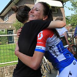29-08-2017: Wielrennen: Boels Ladies Tour: Wageningen: Annemiek van Vleuten: Amanda Spratt: Orica Scott