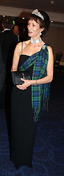 IONA, DUCHESS OF ARGYLL at the annual Royal Caledonian Ball in aid of The Royal Caledonian Ball Trust held at The Grosvenor House Hotel, Park Lane, London W1 on 28th April 2005.<br /><br />NON EXCLUSIVE - WORLD RIGHTS