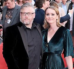 Edinburgh International Film Festival 2019<br /> <br /> Mrs Lowry And Son (World Premiere, closing night gala)<br /> <br /> Pictured: Stephen McCole<br /> <br /> Alex Todd   Edinburgh Elite media